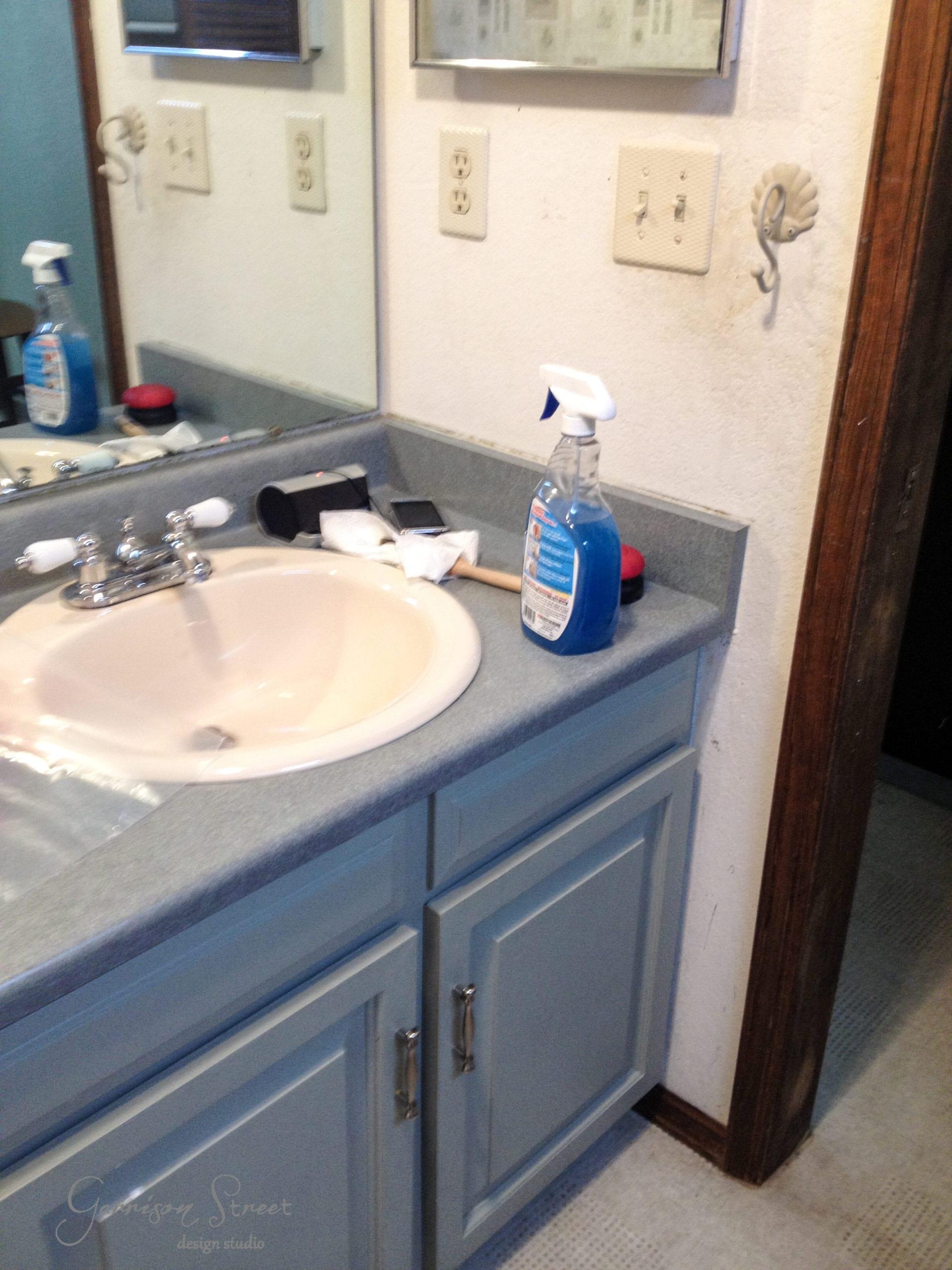 Ready, Set, Move In Part III - Half Bath Update