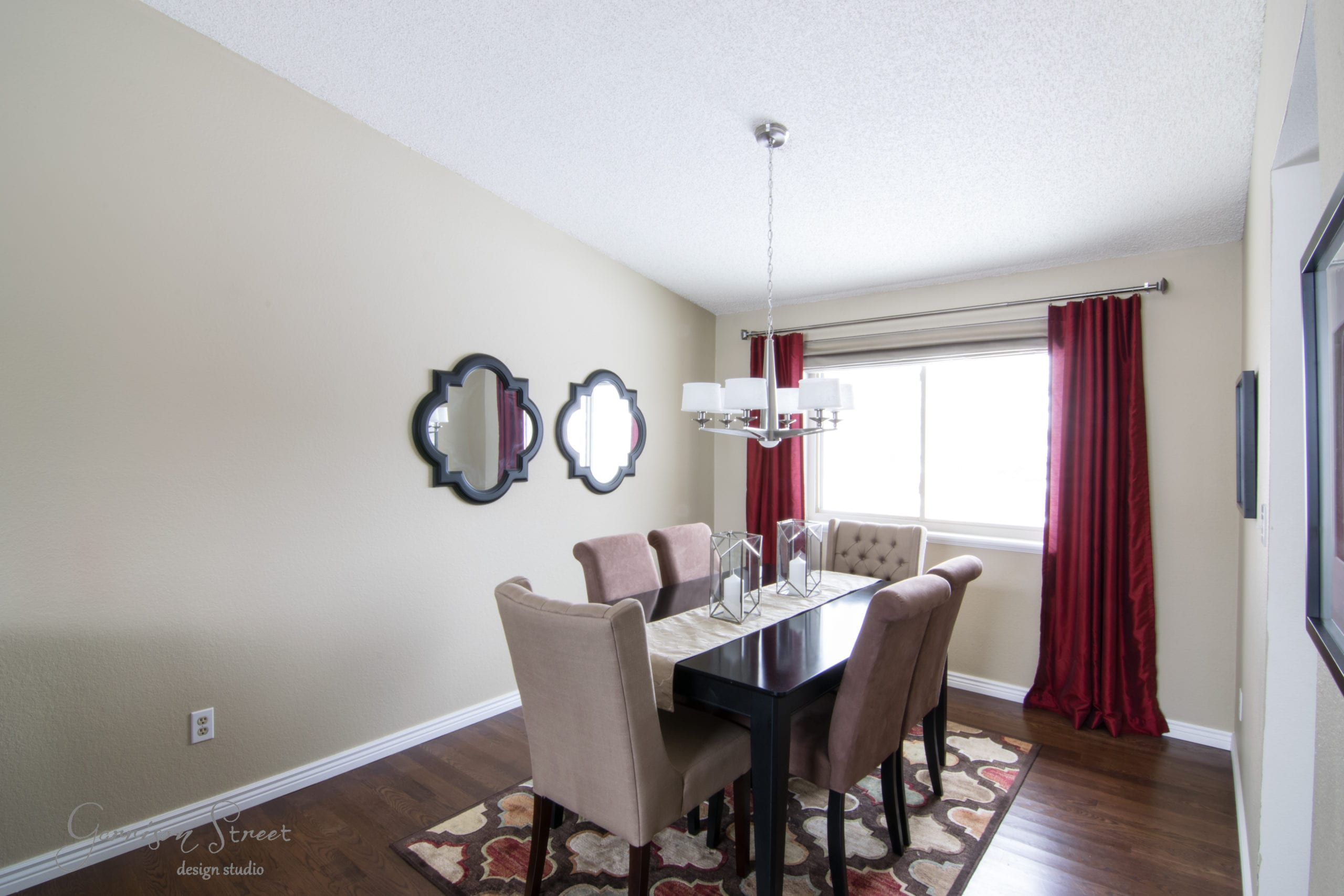 Ready, Set, Move In - Living & Dining Room Update