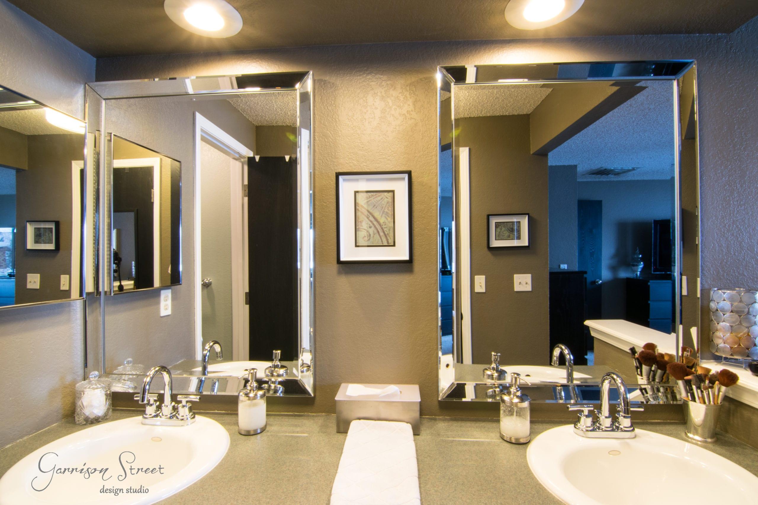 Simple Master Bathroom Updates