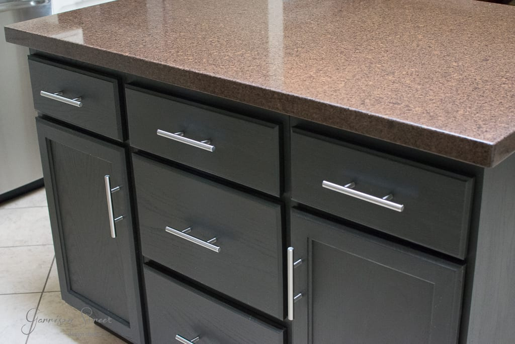 Kitchen Makeover - Building an Island