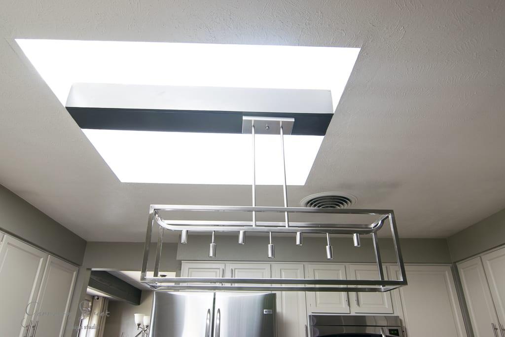 Kitchen Makeover - The Skylight Tragedy