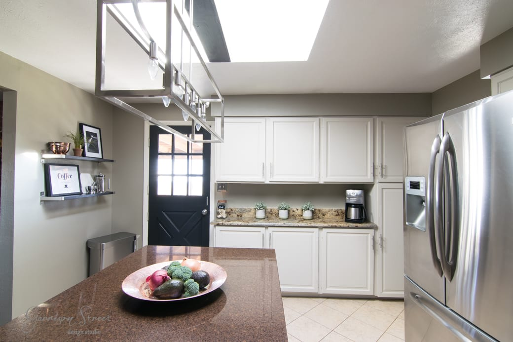 Kitchen Makeover - The Reveal