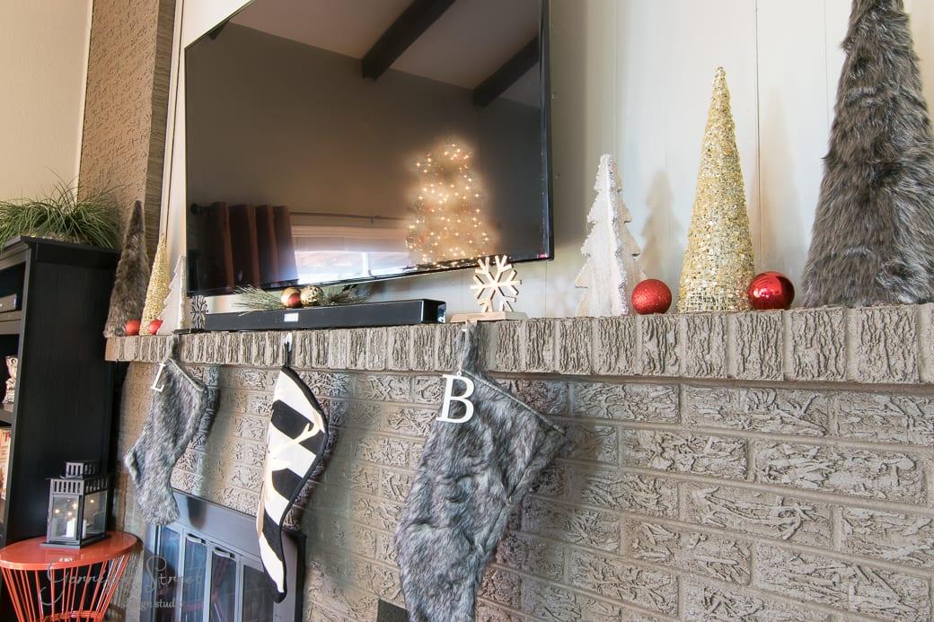 Holiday Cheer Christmas House Tour 2017