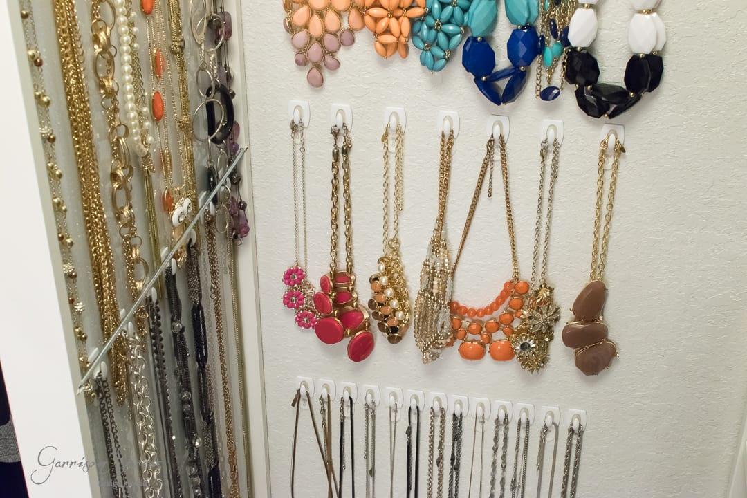 Ikea Mirror Hack   Hidden Jewelry Storage