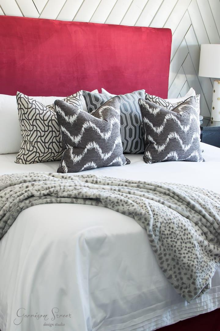 Modern Master Bedroom Makeover Reveal