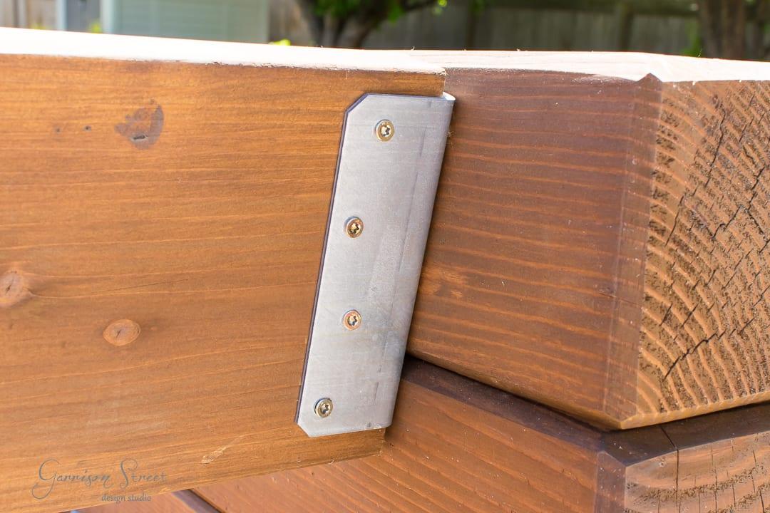 DIY Outdoor Sofa Full Tutorial