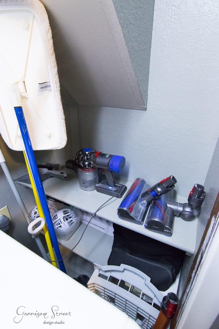 EASY Laundry Room Organization