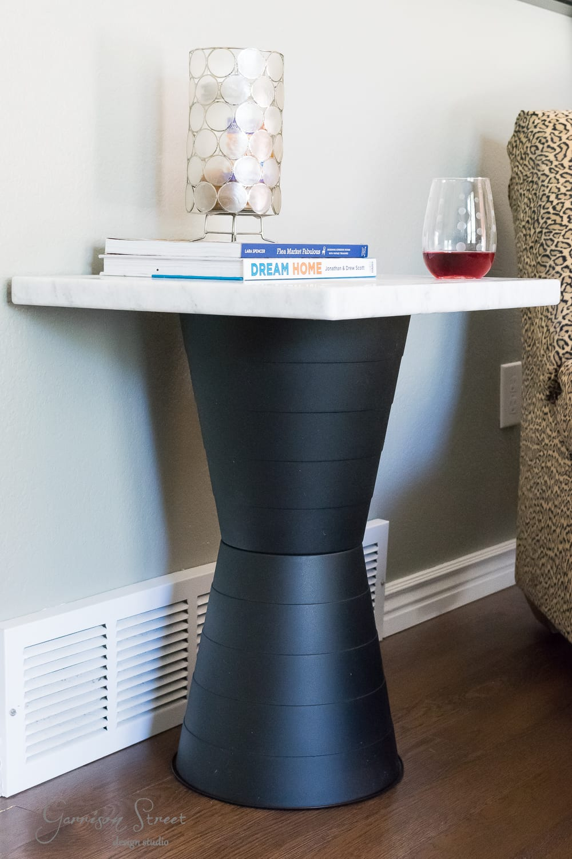 Ikea Fniss Side Table Hack
