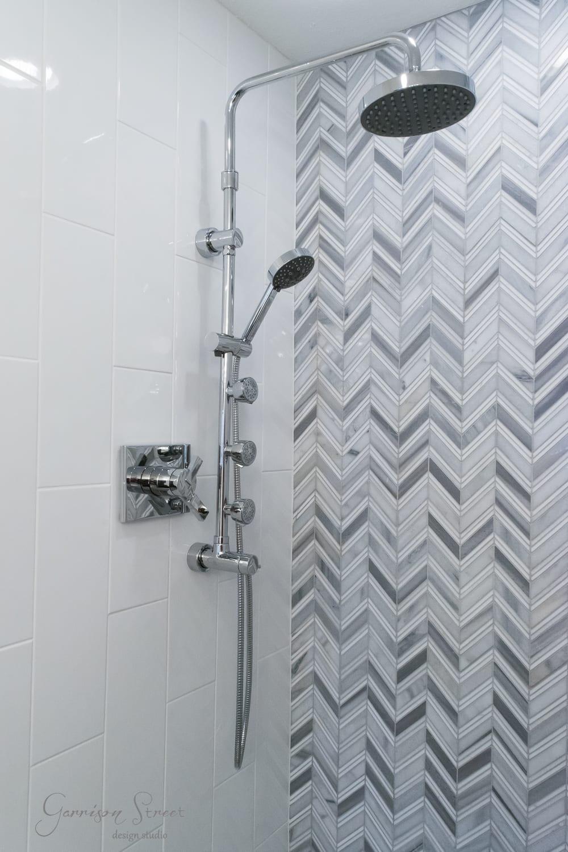Modern Master Bath Renovation Reveal