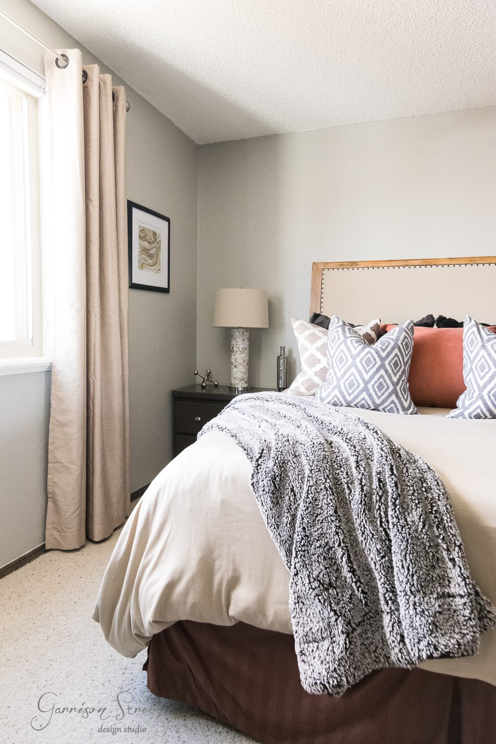 Drab to Fab Guest Room In 5 Easy Steps