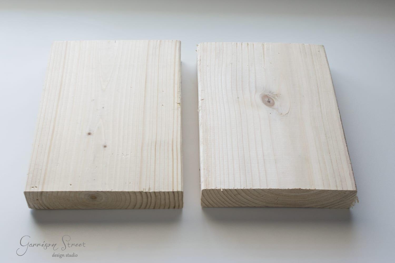 DIY Scrap Wood Houses