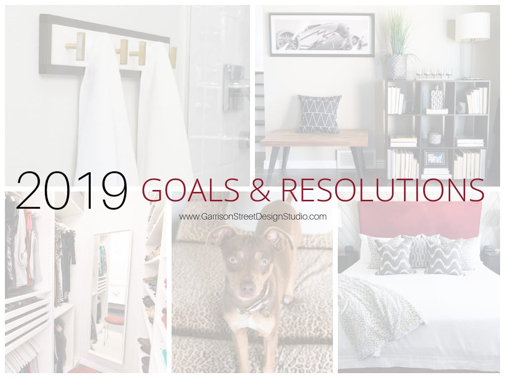 2019 Goals and Resolutions