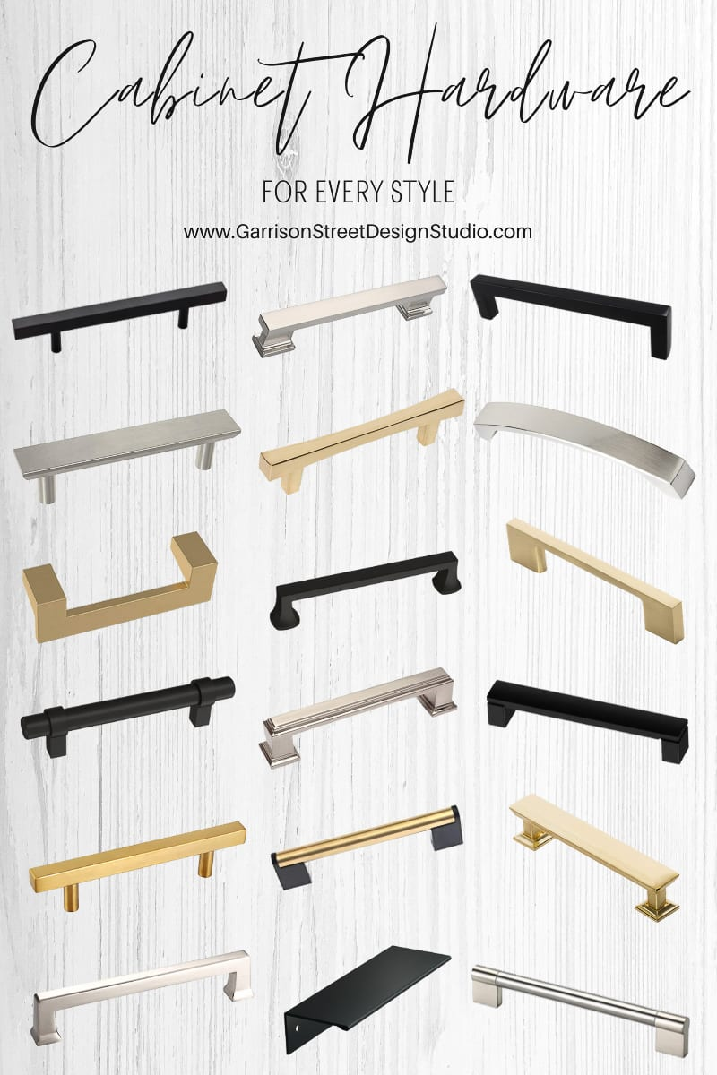 Cabinet Hardware For Every Style