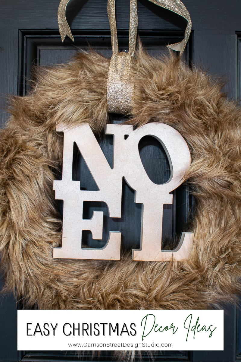 5 Easy Christmas Décor Ideas