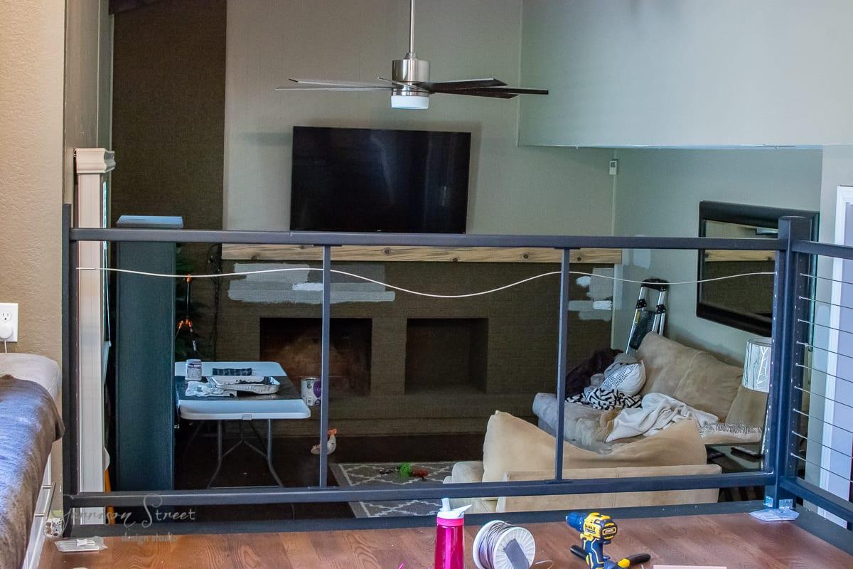 DIY Cable Railing Full Tutorial