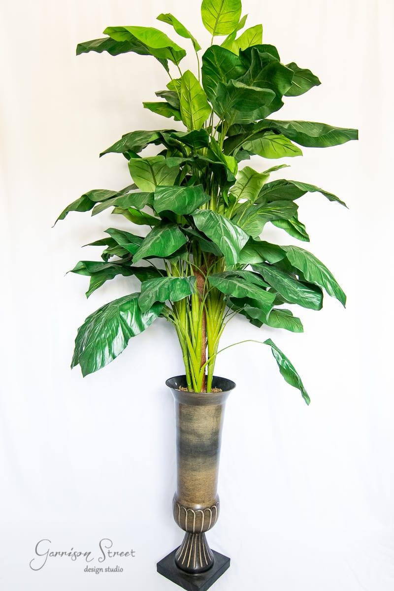 DIY Large Planter Hack