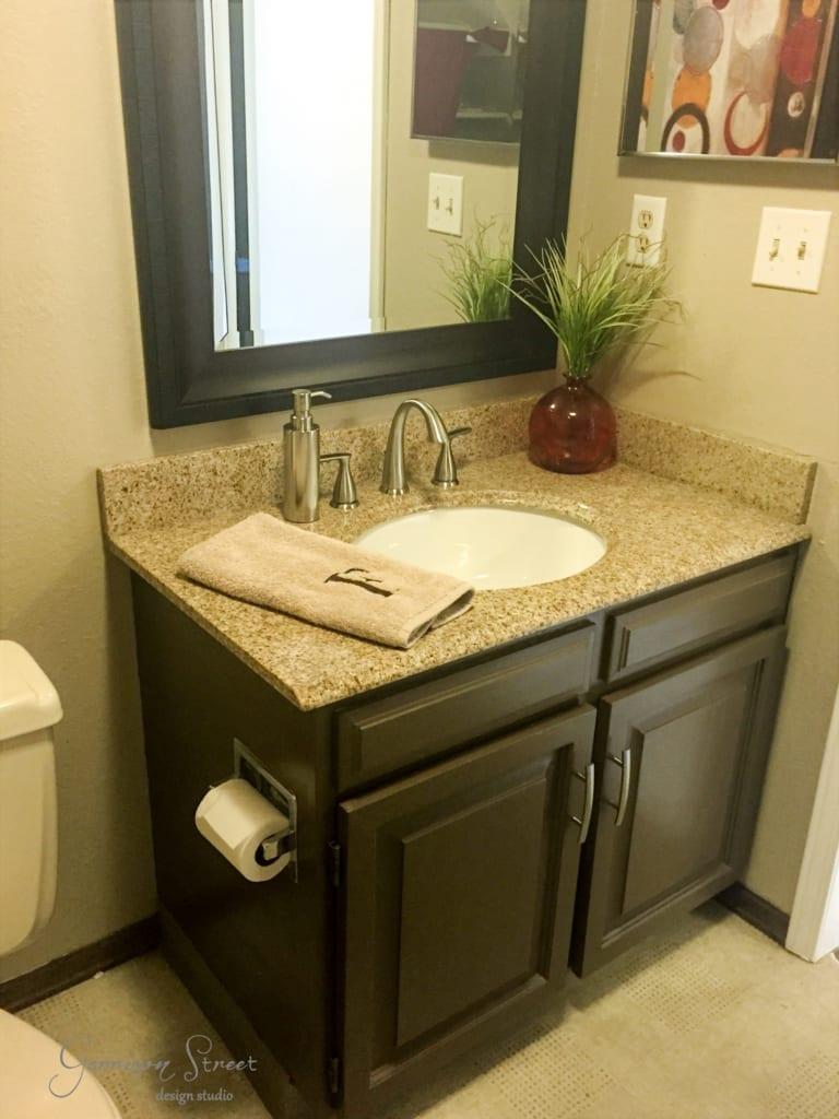 Ready, Set, Move In Part III – Half Bath Update