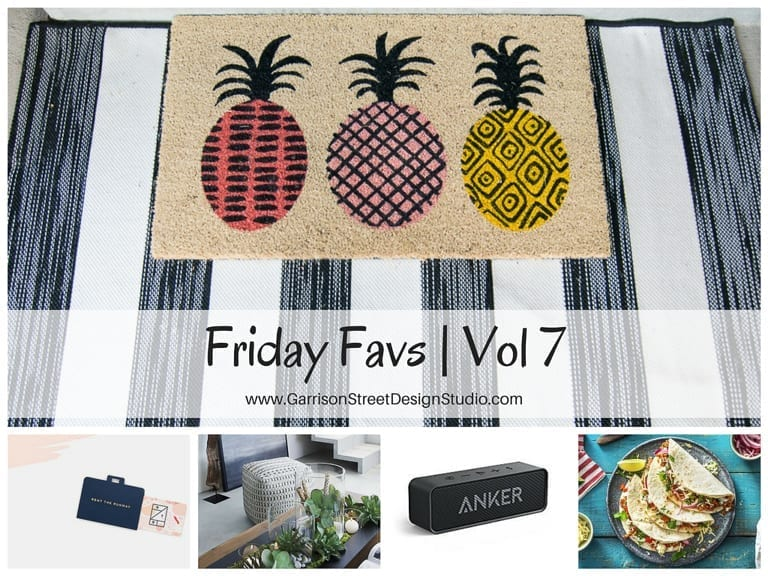 Friday Favs | Vol 7
