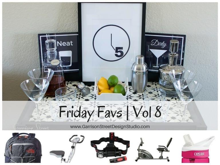 Friday Favs | Vol 8