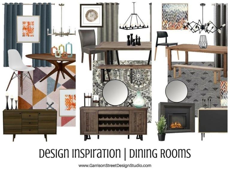 Design Inspiration | Dining Rooms