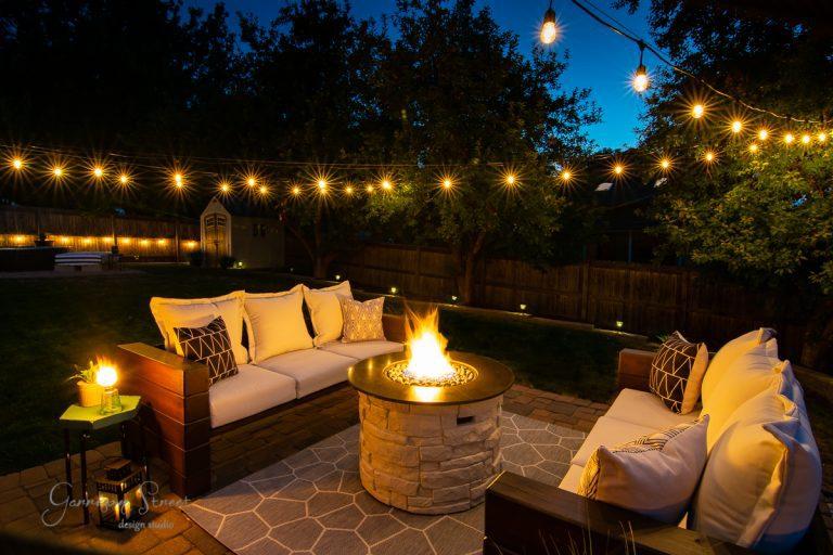 DIY Outdoor Sofa 2 Year Update