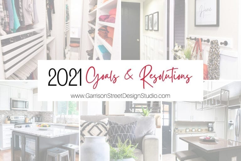 2021 Goals & Resolutions