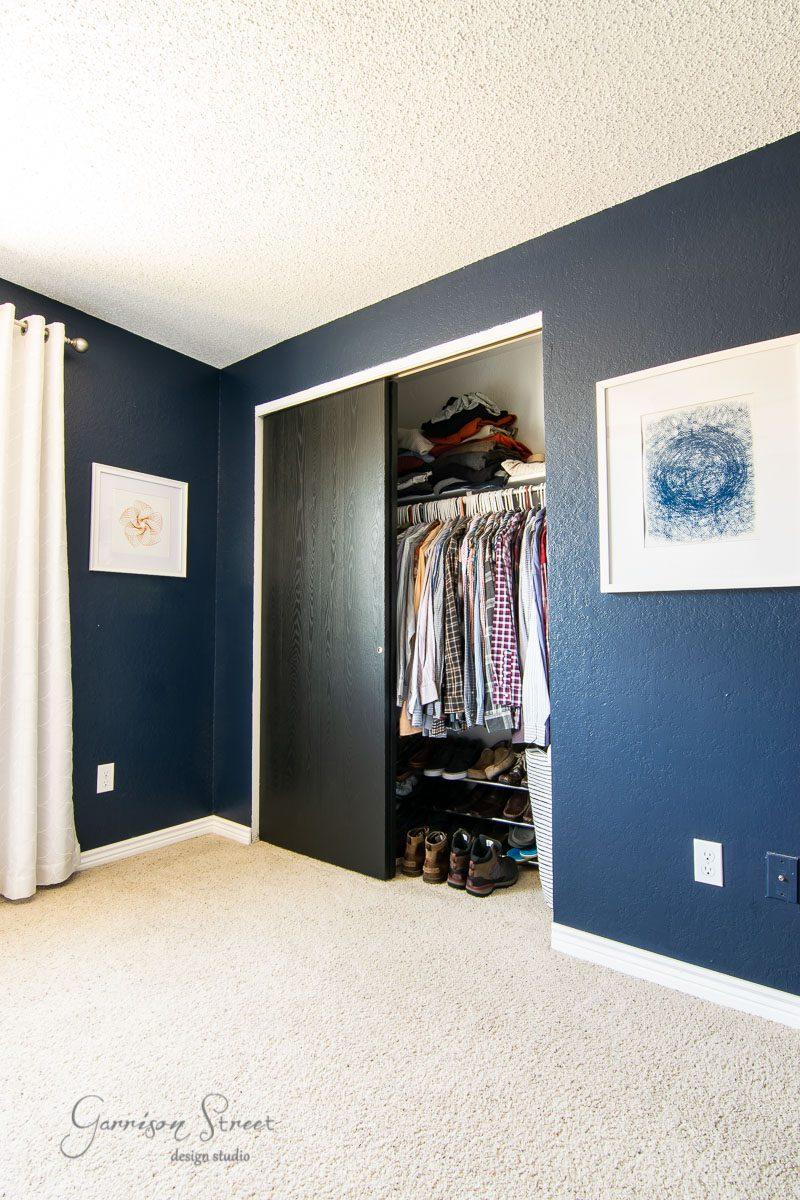 Modern Boho Bunk Room Makeover