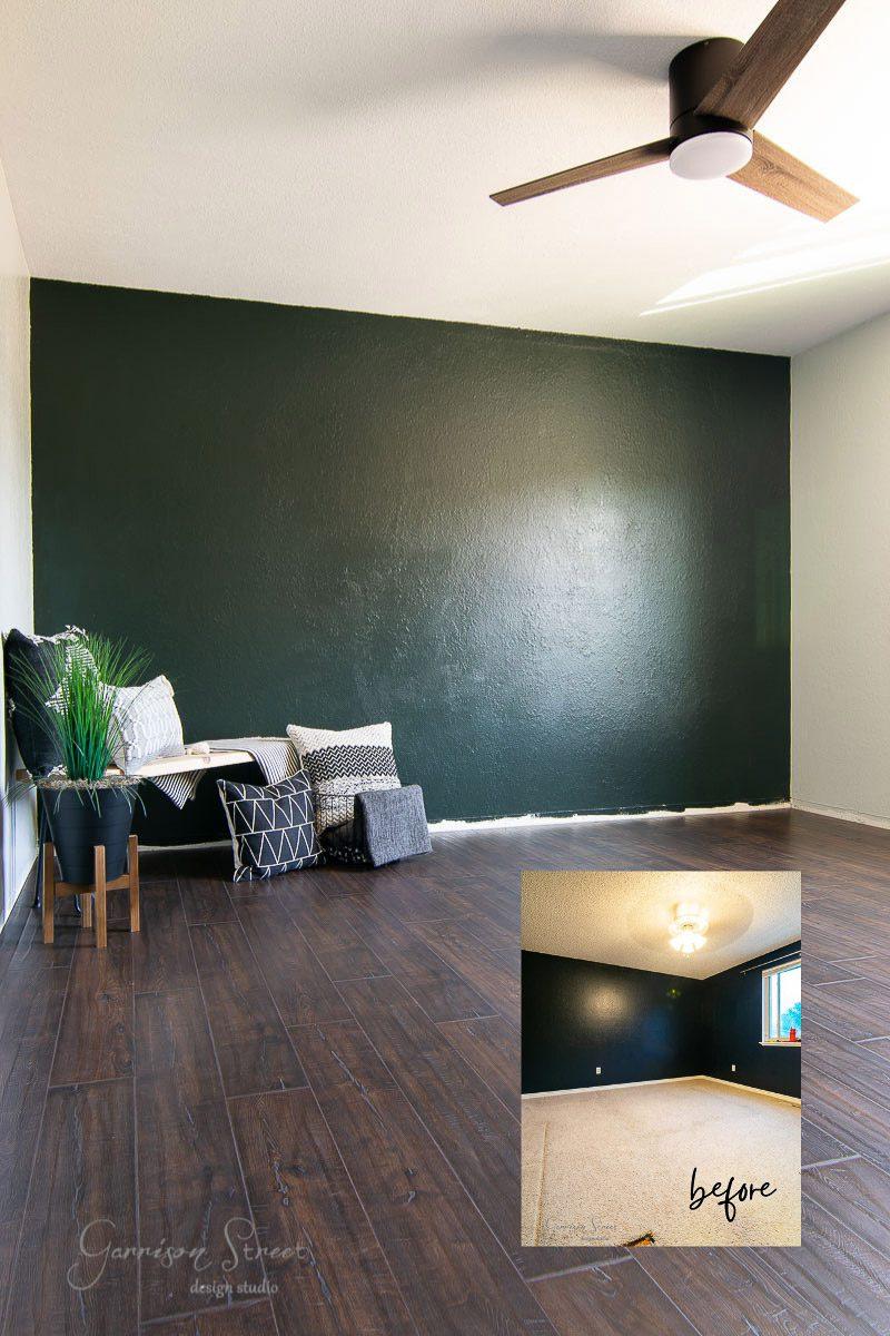 Installing Laminate Wood Flooring